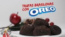 Trufas Brasileñas con Oreo - Brigadeiro – Brazilian Truffles