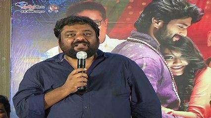 Dwaraka Movie Success Meet