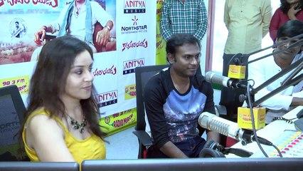 Katamarayudu Song Launch at Radio Mirchi