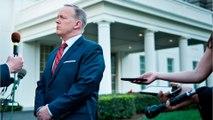 "Hitler Comment ""My Bad"" Says White House Spicer"