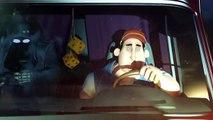 Animation Short Film: Dji. Death fails - Full Animated Movies HD http://BestDramaTv.Net
