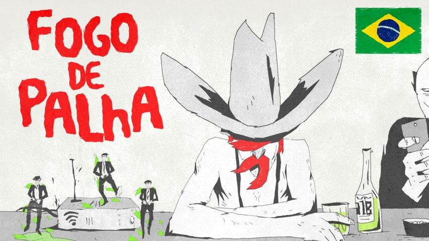 Mama Feet - Fogo De Palha