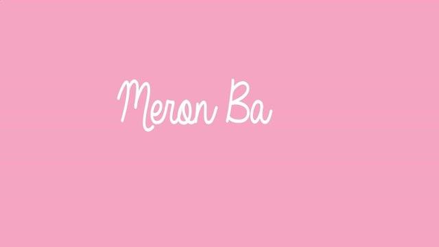 Barbie Forteza - Meron Ba