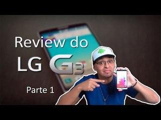 Review do LG G3 - PARTE 1 ( português) D855P