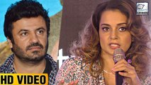 Kangana Ranaut Reacts Against Vikas Bahl For Molestation Case