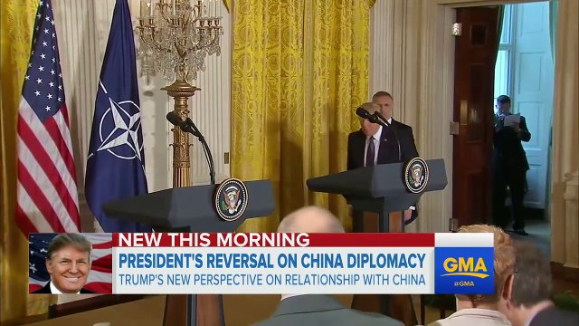 Trump reverses position on China currency manipulation