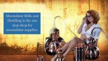 Moonshine Stills & Alcohol Distilling Equipment for Sale - Mile Hi Distilling