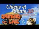 GAMING LIVE 3DS - Chiens et Chats 3D : Mes Meilleurs Amis - Jeuxvideo.com