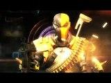 Injustice Deathstroke Trailer VF