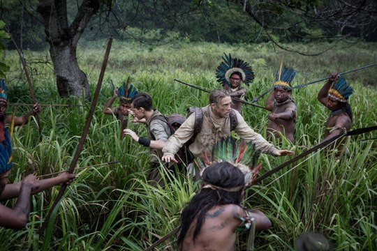 watch the lost city of z movie online