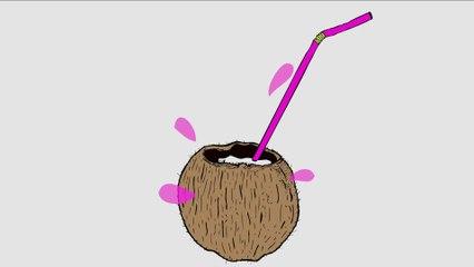 Mark Daumail - Coconut