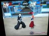 Bleach Blade Battle 2nd sur PS2 Inoue Orihime Bankai
