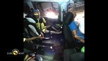 Le Fiat Doblo obtient trois étoiles aux crash-tests Euro NCAP