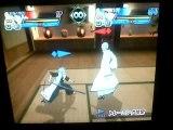 Bleach Blade Battle 2nd sur PS2 Ichimaru Gin Bankai