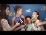 Tate, JT & Emma SYTYCD The Next Generation Top 8 Live Show Backstage Interview