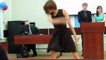 Nice Dance - Dancing oops    OOPS!!!  Girls in Dance!