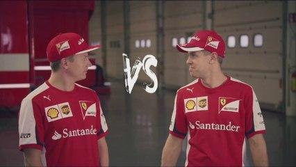 Vettel vs. Räikkönen - Sind Räikkönens Tage vorbei?