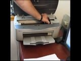 How To Fix Epson L800 Printer Communication Error? - video dailymotion