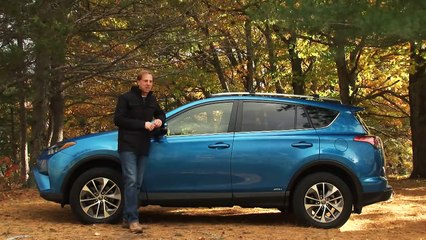 Toyota RAV4 Hybrid Resource   Learn About, Share and Discuss