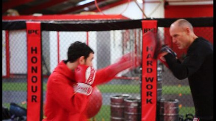 Behind the Fighter: Aaron Aby Part 2