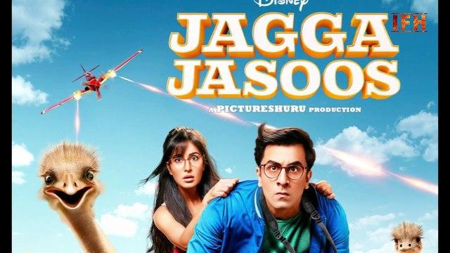Jagga Jasoos trailer _ Ranbir Kapoor _ Katrina Kaif