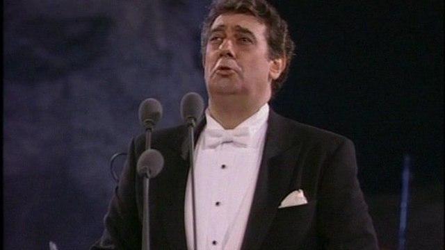 Plácido Domingo - Puccini: E Lucevan le Stelle (Tosca)