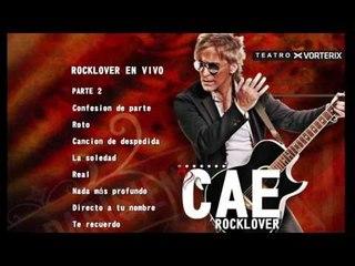 CAE en vivo Rocklover en el Teatro Vorterix - Parte 2
