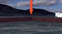 Les essais nucléaires souterrains
