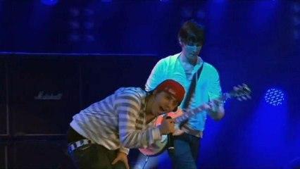 Cine - Yeah Yeah - As Cores Ao Vivo