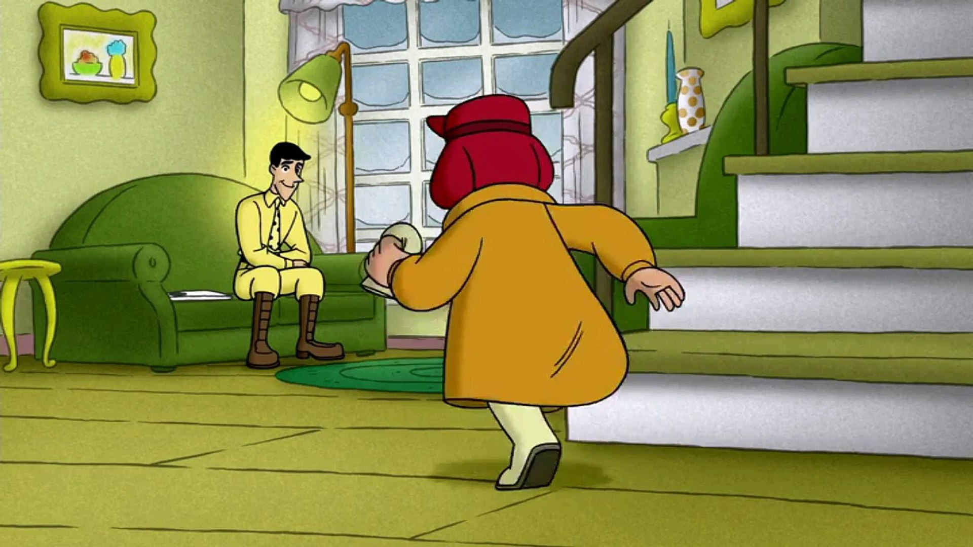 Curious George - s01e23 Ski Monkey _ George the Grocer