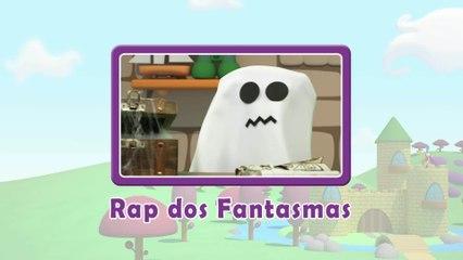 Os Castelpadels - Rap Dos Fantasmas