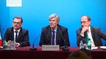 Signature du pacte de lutte contre l'influenza aviaire (conférence de presse)