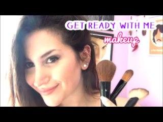 GET READY WITH ME - Arréglate conmigo (Maquillaje de día)