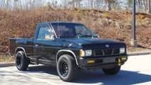 Regular Car Reviews: 1991 Nissan D21 Hardbody - video