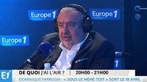 """Dominique Farrugia : avec Les Nuls, """"on s'est beaucoup amusé"""" sur Europe 1"""