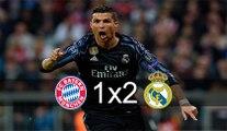 Goles Real Madrid vs Bayern Munich 2-1 - Goles y Resumen - 12/04 - HD