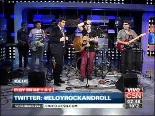 ELOY EN DE 1 A 5  C5N   MUSICA