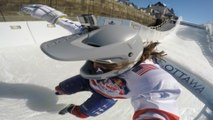 Downhill Ice Cross Racing is Harder Than it Looks| Insiders: Crashed Ice