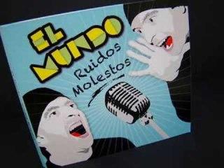 El Mundo - Ruidos Molestos (2014) - Full Album