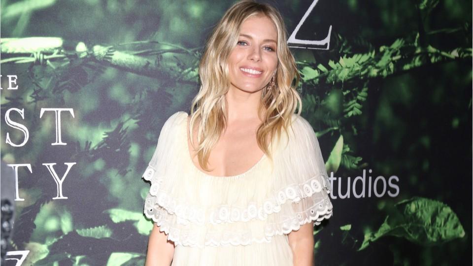 Sienna Miller Squashes Romance Rumors With Brad Pitt