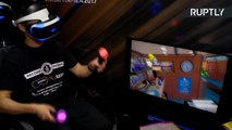 Game on! Man Smashes Guinness World Record with Longest Ever VR Marathon