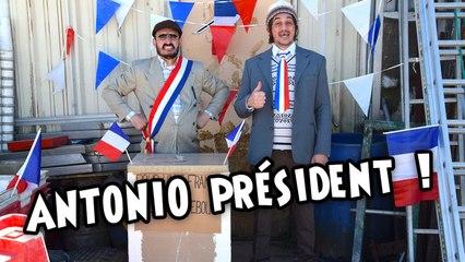 Ro et Cut - Antonio Président !