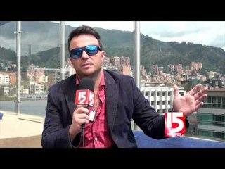 """Entrevista completa a Hernán Saraza en """"15 Minutos"""""""