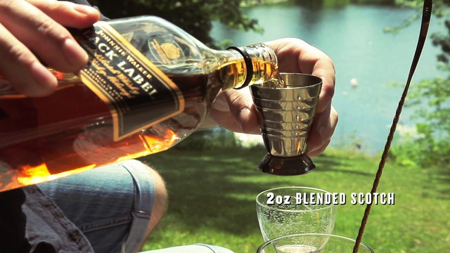 Curbside Cocktails: Québec, THE FORAGER - Liquor.com