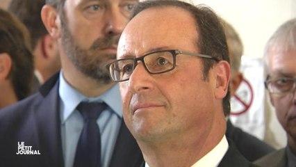 Le push du jour : Hollande entre dans la campagne - Le Petit Journal du 13/04 - CANAL+