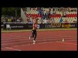 Athletics - Katie Walker - women's javelin throw F46 final - 2013 IPCAthletics World C...