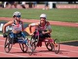 Athletics - women's 100m T34 final - 2013 IPC Athletics WorldChampionships, Lyon