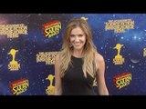 Tricia Helfer 42nd Annual Saturn Awards Red Carpet