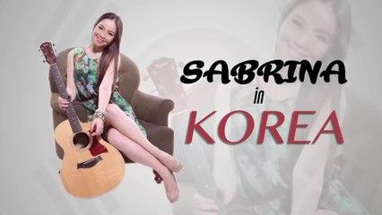 Sabrina - Sabrina In Korea