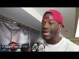 "Deontay Wilder ""I wanted to go 12 my last fight to answer questions, w/this fight I need a KO"""